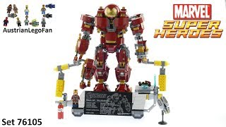 Lego Super Heroes 76105 The Hulkbuster: Ultron Edition - Lego Speed Build Review