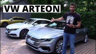 Volkswagen Arteon - pierwsza jazda - test AutoCentrum.pl #335