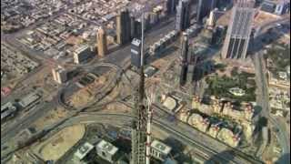 English | SGB helps build the Burj Khalifa United Arab Emirates