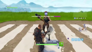 Live fortnite + garage secret Glitcht trouvés !!