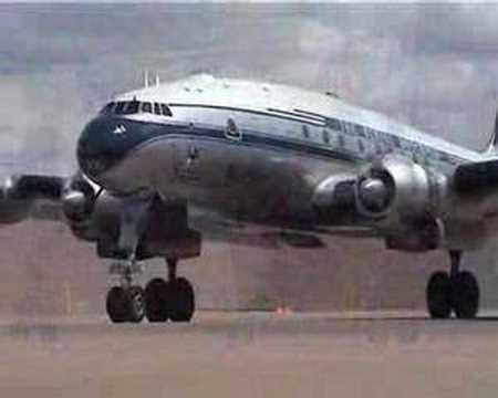 Lockheed Constellation L749 N749NL Comeback