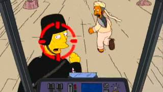 Repeat youtube video The Simpsons - US Army