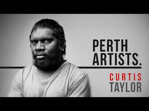 Perth Artists S02E10b: Curtis Taylor