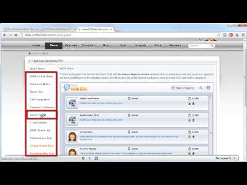 How To Create Flash Chat Form For Your Website