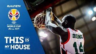 Top 25 Dunks - June-July 2018 - FIBA Basketball World Cup 2019 Qualifiers