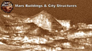 Mars Buildings & City Structures (As Seen on Ancient Aliens Destination Mars) (R)