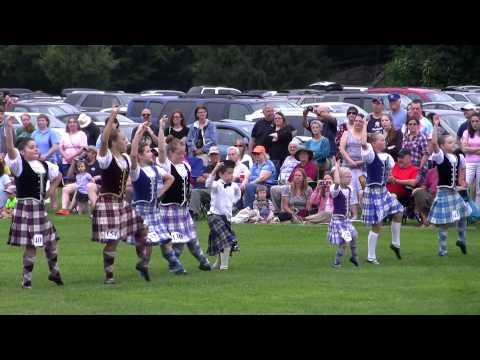 Mass Fling: Glasgow Lands 2015 Opening Ceremony