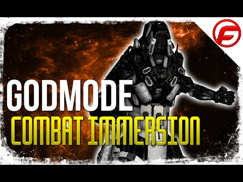 Black Ops 3 How to ENABLE GODMODE in COMBAT IMMERSION - BO3 GLITCH @Treyarch