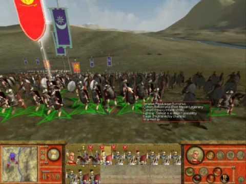 Europa Barbarorum Battle #1: Julius Caesar - Battle of Zela