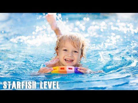 AquaTech Swim School Starfish Level