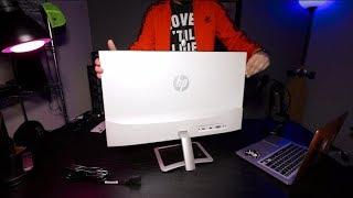 HP 27er Unboxing