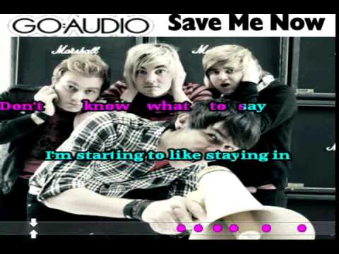 Save Me Now (Go:Audio) Karaoke
