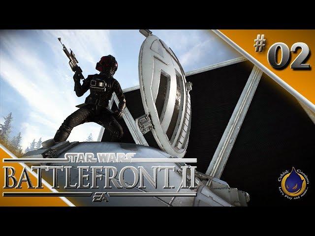 AUF ENDOR IST DER EWOK LOS 🌌 Let's Play STAR WARS: BATTLEFRONT 2 Kampagne #02