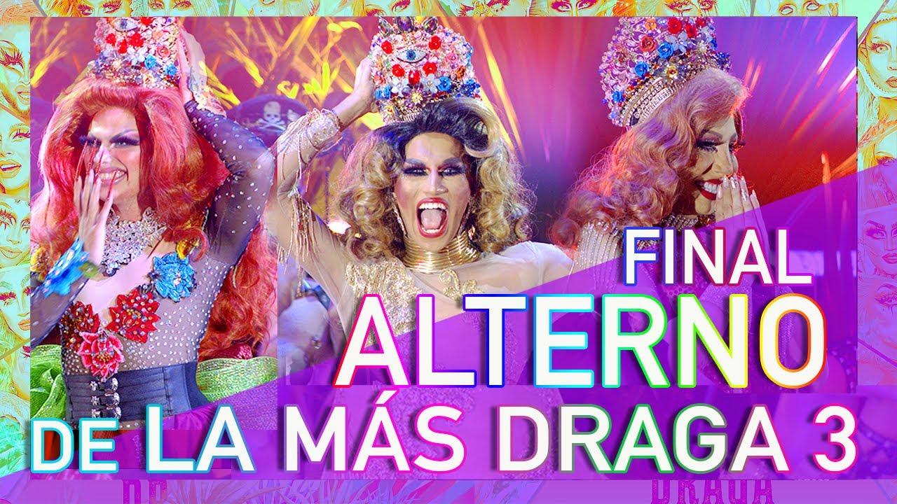 LA MÁS DRAGA 3 - Final Alterno