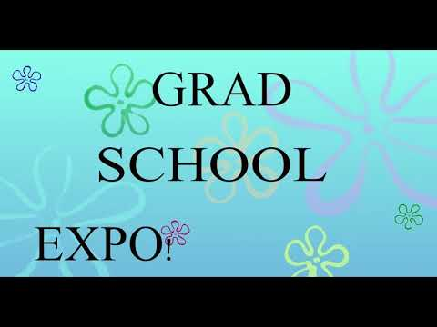 Are YOU Ready for the 2018 Grad School Expo?