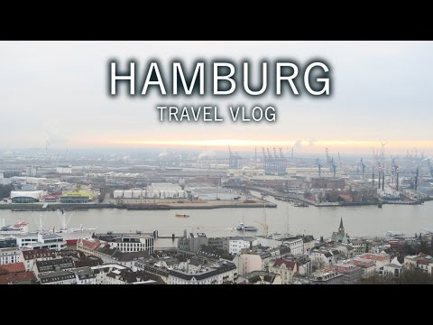 Hamburg, Germany (#travelvlog)   TheJoyOfJoy