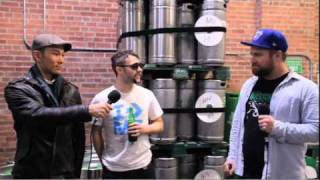 TINY DANZA interview at Steam Whistle Unsigned