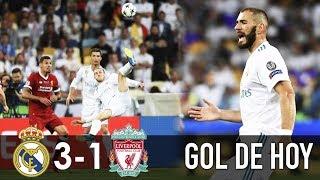 Video Real Madrid 3 Liverpool 1 I Real Madrid vs Liverpool I Final Champions League download MP3, 3GP, MP4, WEBM, AVI, FLV Agustus 2018