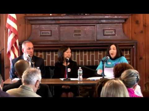 Newton Mayoral Forum -- Part 1