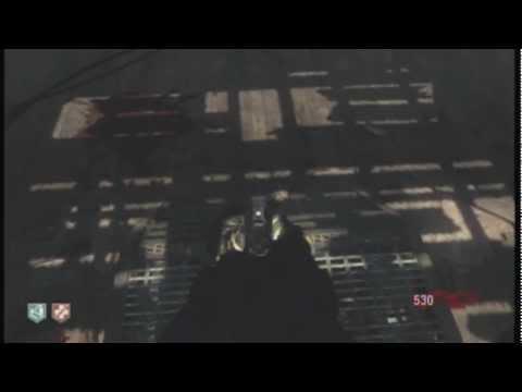 Black Ops Zombies Glitch: Invincibility on Kino Der Toten