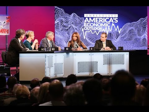 LIVE DEBATE - Unresolved: America's Economic Outlook