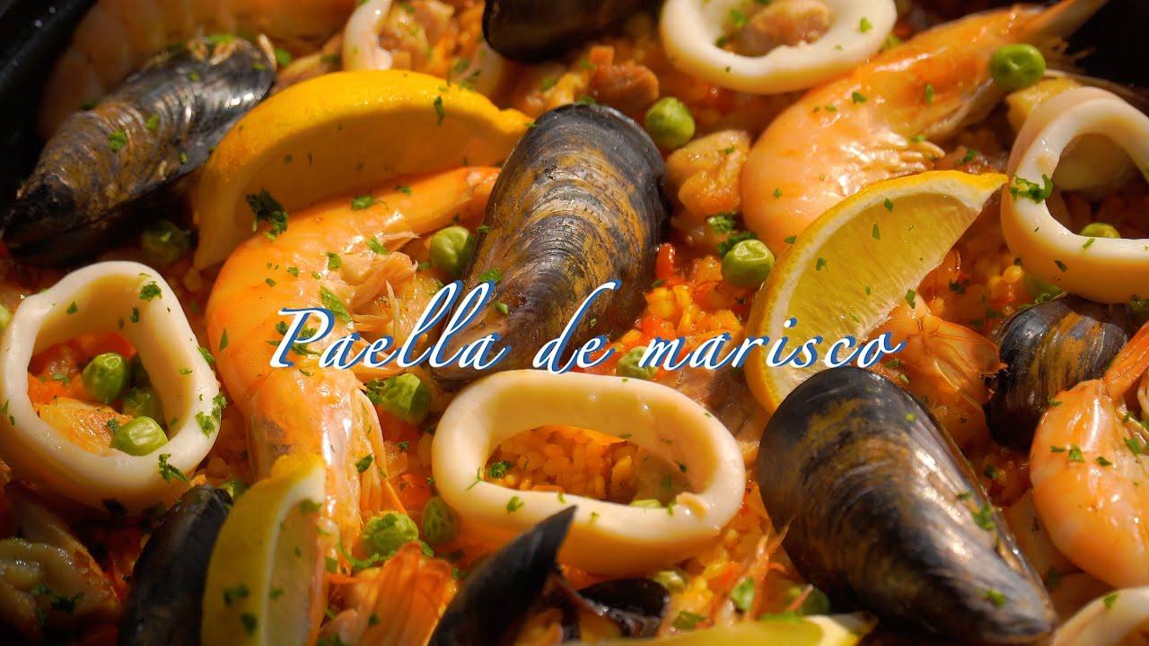 (in 스페인) 빠에야와 상그리아 'paella with sangria' 물콩식당 스페인지점으로~