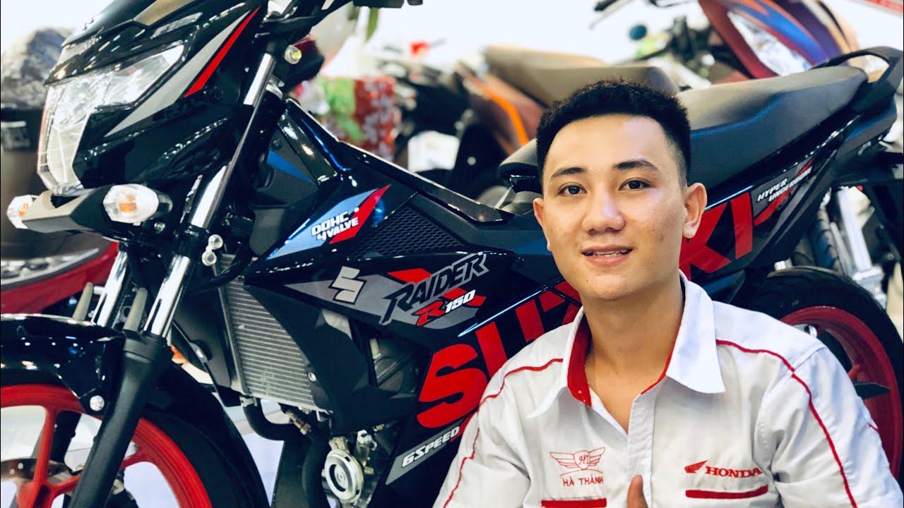Nam hihi – Satria , Raider  2019