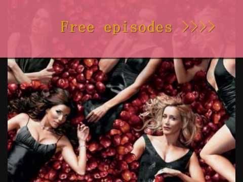 FREE DESPERATE HOUSEWIVES' EPISODES