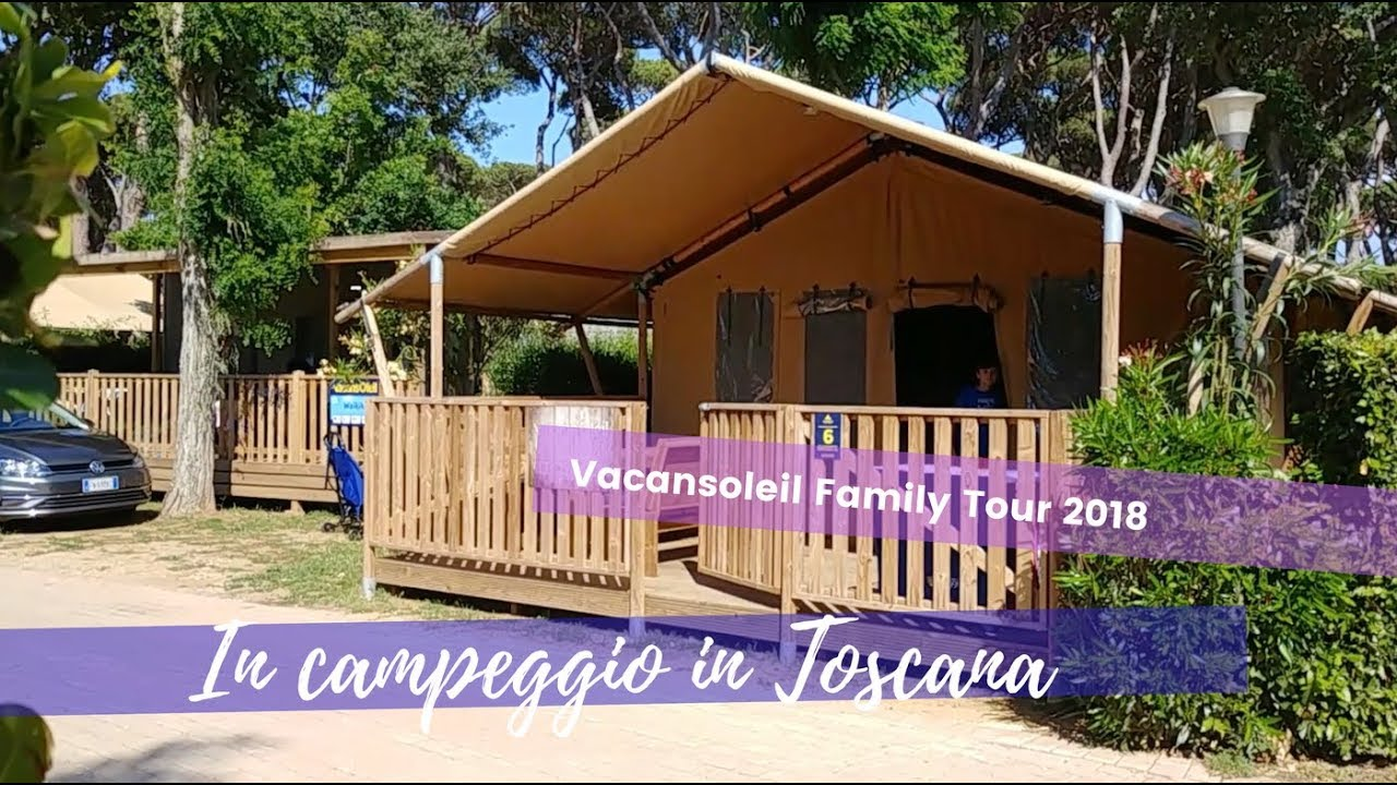 Campeggio in Toscana: Park Albatros - Vacansoleil Family Tour - tappa 4