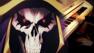 OVERLORD OP-CLATTANOIA 【Rolelush】【piano】