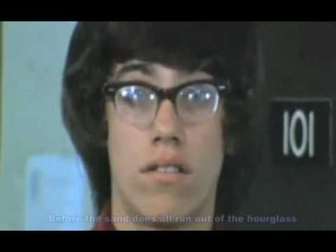 Blue Balloon The Hourglass Song   Robby Benson