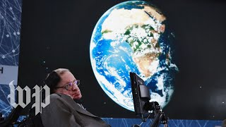 World-renowned physicist Stephen Hawking dies at 76