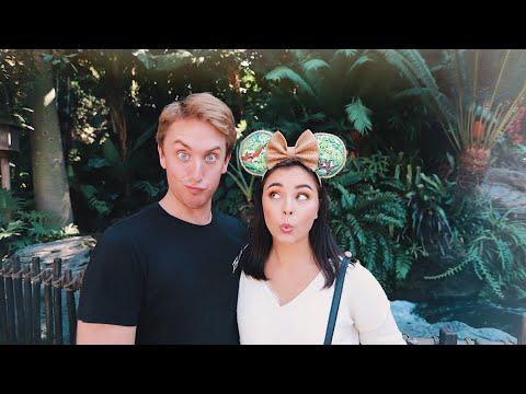 WE WERE EVACUATED FROM INDIANA JONES  Disneyland Vlog
