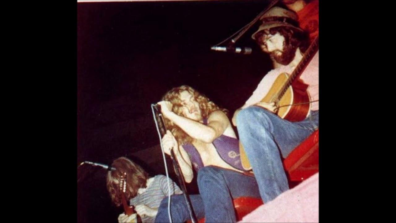 Led Zeppelin - Live in Detroit, MI (Aug. 28th, 1970)