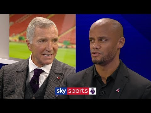 Vincent Kompany hits back at claims he left Manchester City too soon | Super Sunday