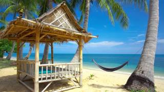 1 Hour Beach Instrumental Relaxing Music Mix | play in Background for Spa Massage Study