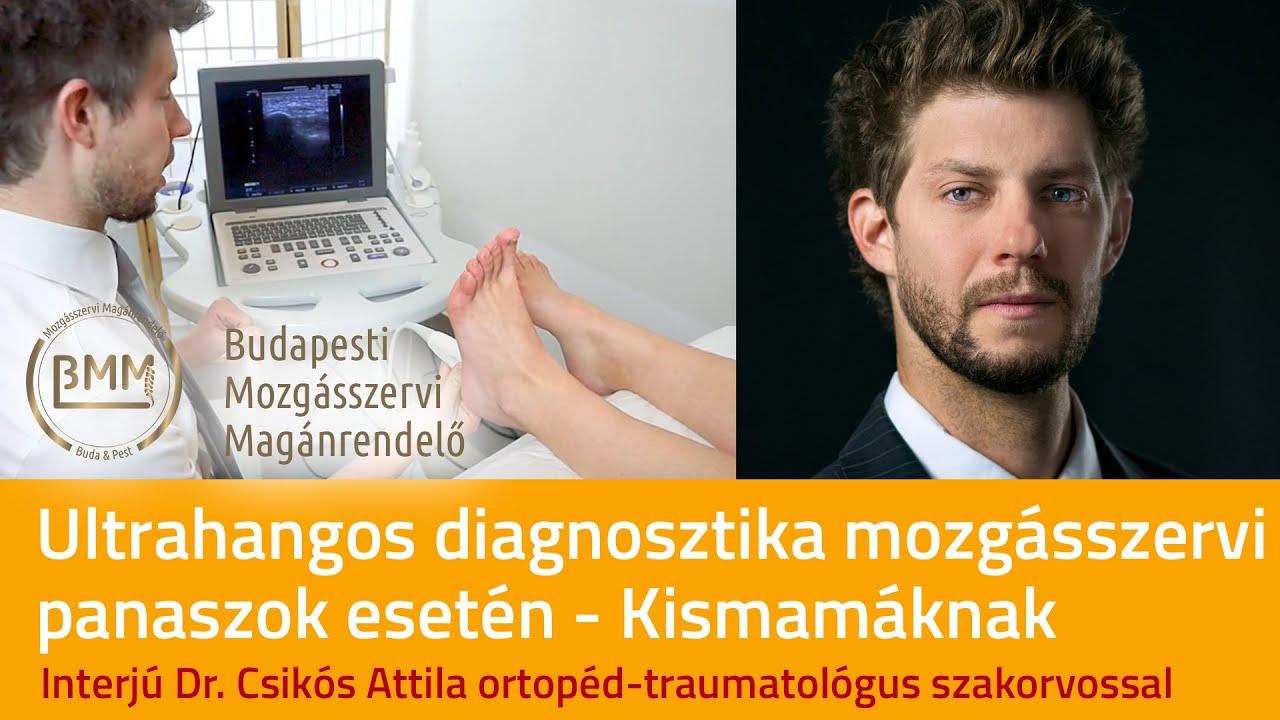 paraziták ultrahang diagnosztikája