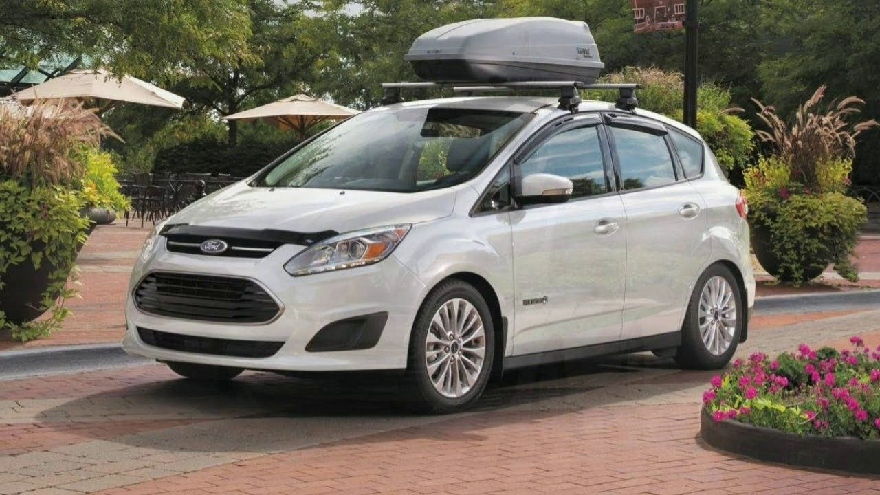 Ford C Max Hybrid 2018 Car Review Youtube