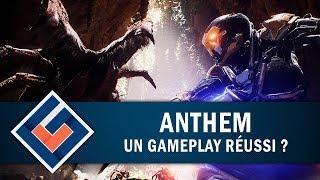 ANTHEM : Un gameplay réussi ?   GAMEPLAY FR