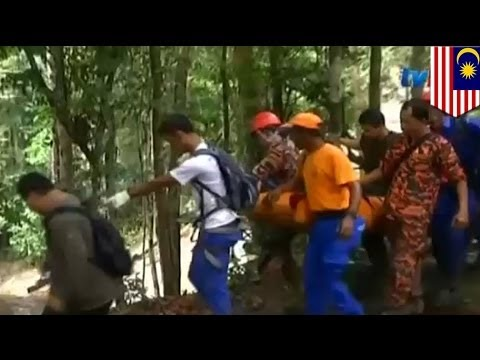 Singaporean student plunges to death in Malaysia's Gunung Stong State Park