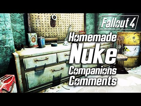 Fallout 4 - Homemade Nuke - All Companions Comments thumbnail