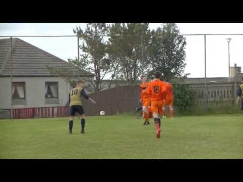 High Ormlie Hotspur v Lybster. 26th June 2017