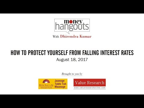 How to protect yourself from falling interest rates