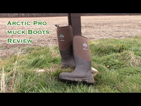 Stop Cold Feet - Muck Boot - Arctic Pro - Review