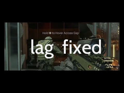 How to fix Call of Duty Advanced Warfare Lag PC
