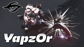 YapzOr Pudge - Team Secret! - Dota 2 Pro Gameplay