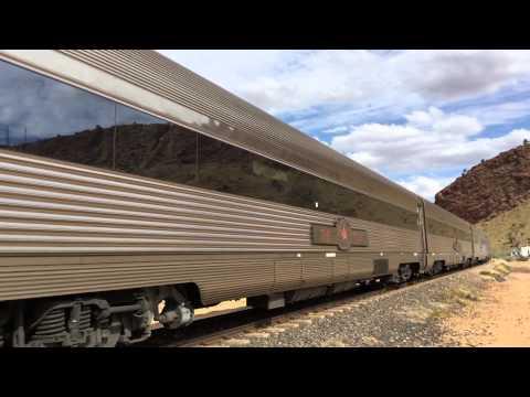 The Ghan: Alice Springs To Darwin