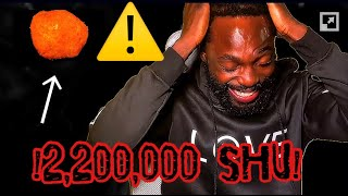 !WARNING DON'T SCRATCH YOUR NUTS!  Carolina Reaper Cheese Balls Challenge  | *The Heat Lab*  S1 EP 4