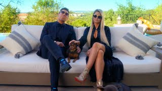 "Miz & Maryse's ""It Family"" is back on USA Network this April in new..."