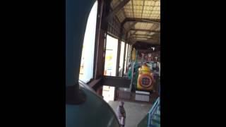 Thomas the Tank Engine Train Amusement Ride